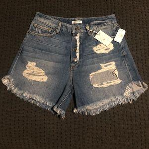 NWT Good American Shorts
